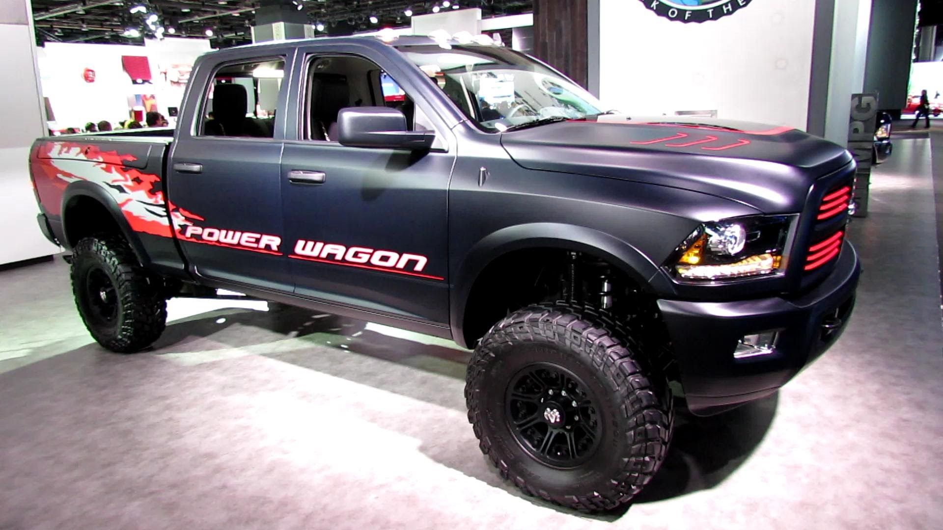 2015 dodge power wagon diesel
