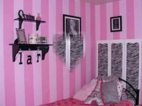 Paris Themed Bedroom I Decorated For My Daughters!