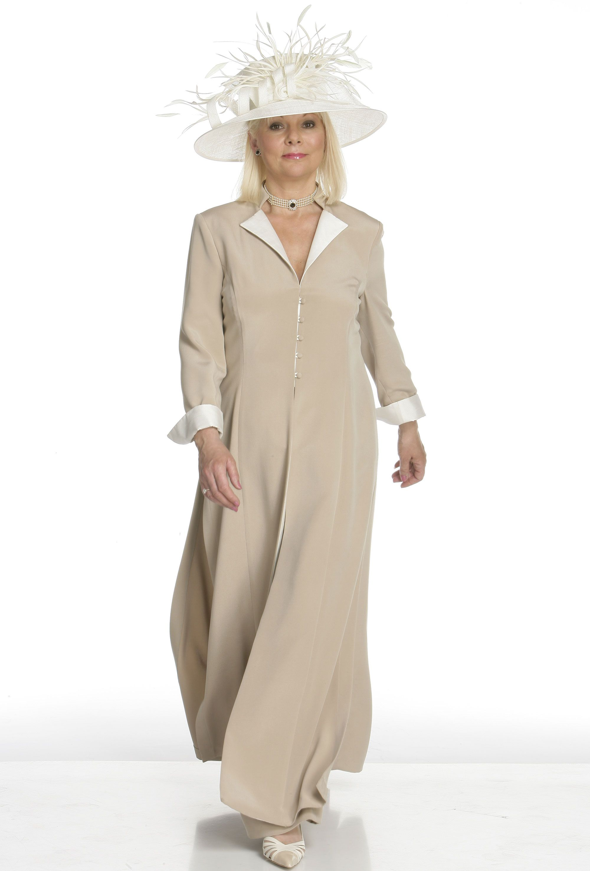 Silk Coat and Trousers joyceyoung collection This is one of my ...