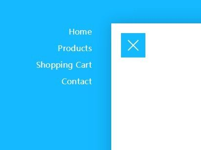 Multi-Level Push Menu Dev - HTML   CSS   JS Pinterest Ui ux - best of blueprint css menu
