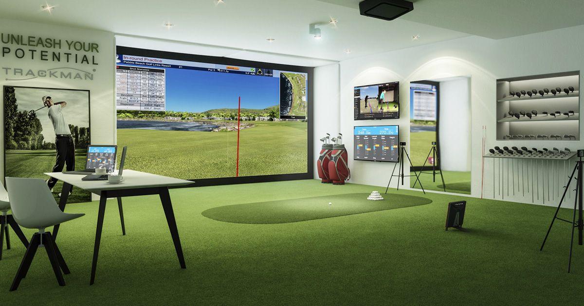 Full Swing Golf: Indoor Golf Simulator Technology Images | Uneekor ...