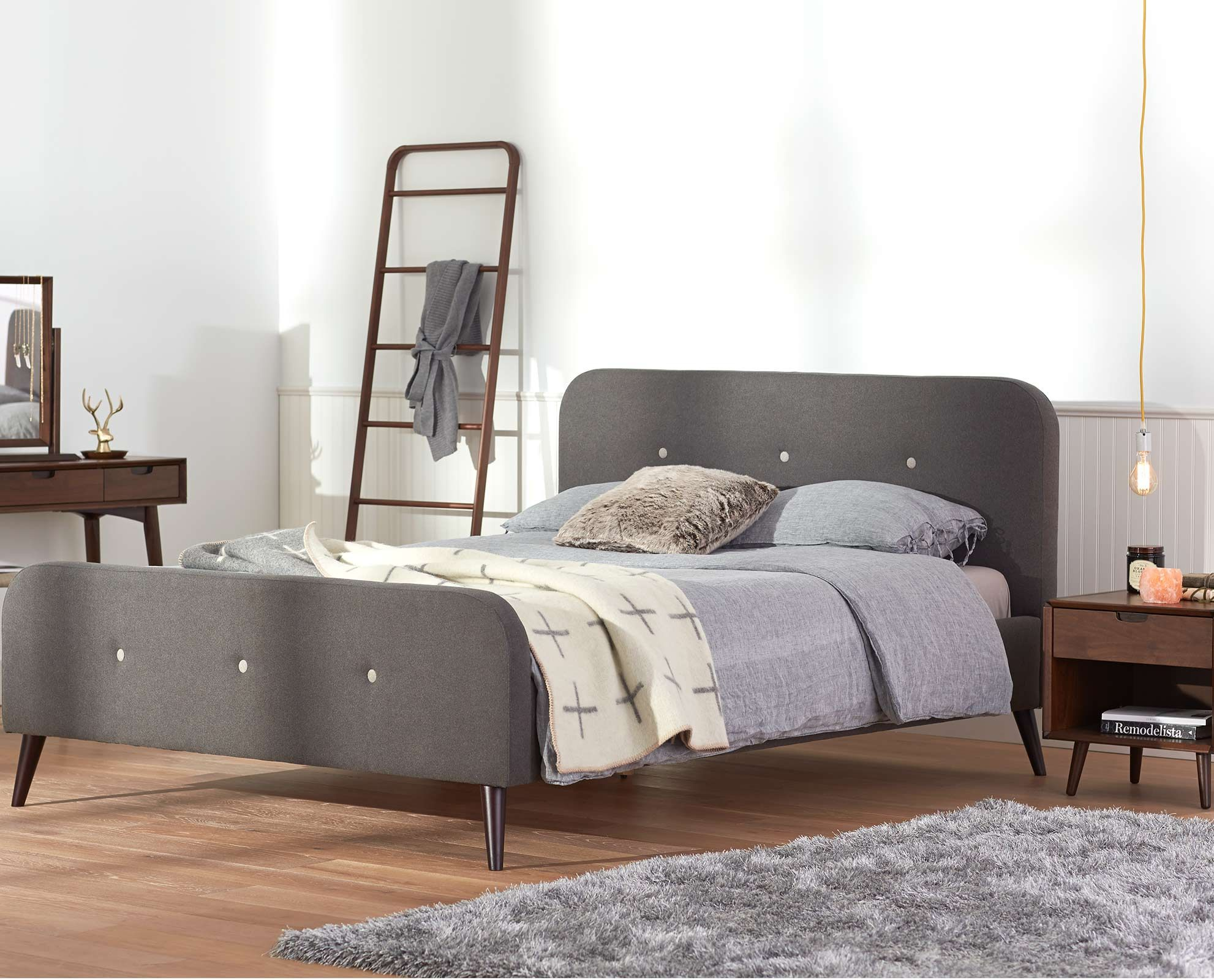 cool New Scandinavian Bedroom Furniture 46 For Interior Decor Home ...