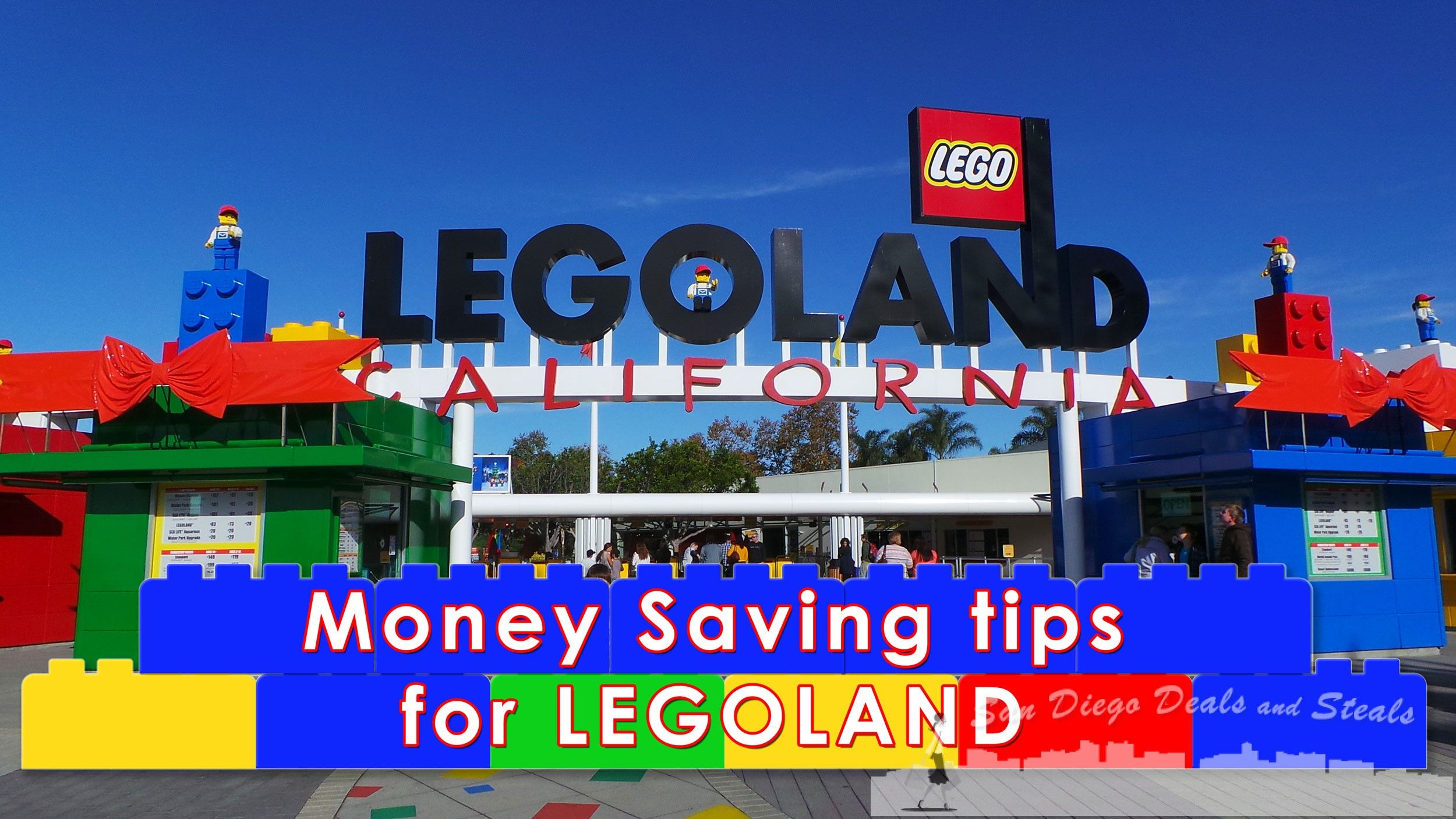 Budget Friendly Tips For Visiting Legoland California Legoland
