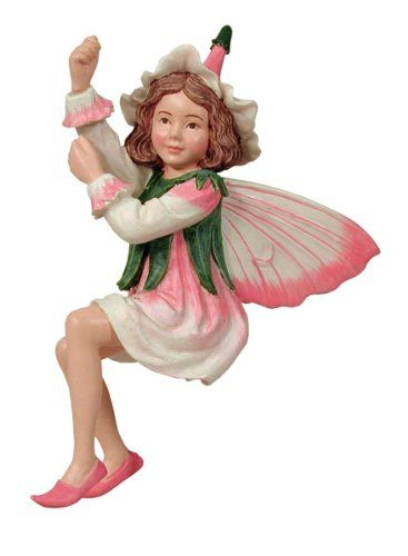 ~ The Phlox Fairy ~ Cicely Mary Barker Fairy Ornament / Figurine Series XIX Add an Accent http://www.amazon.com/dp/B001OY4D4K/ref=cm_sw_r_pi_dp_ubpItb10SYDHNZAR