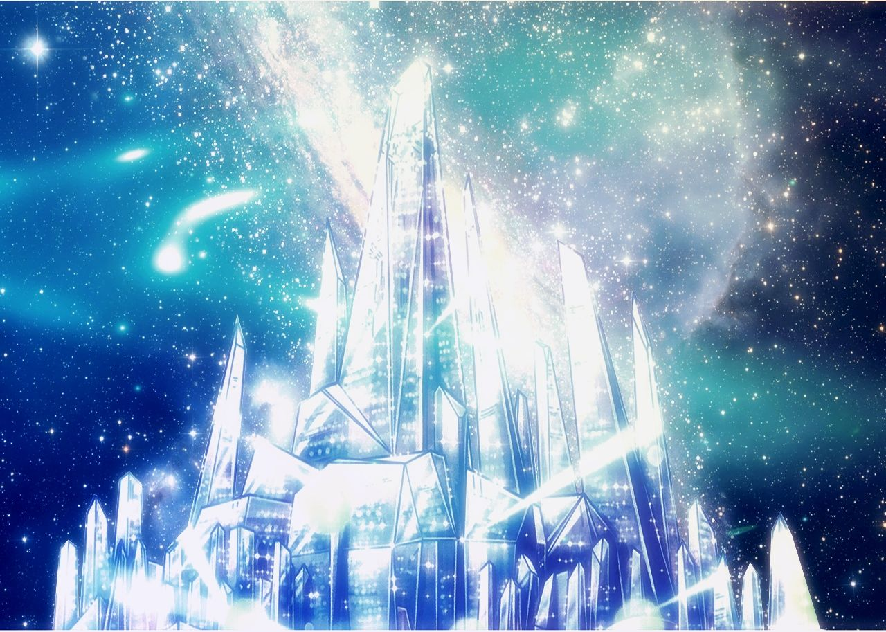 Sailor Moon Crystal Tokyo Tumbler