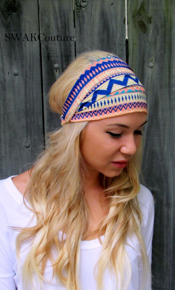Hey, I found this really awesome Etsy listing at https://www.etsy.com/listing/190028330/yoga-wide-headband-turban-running-band