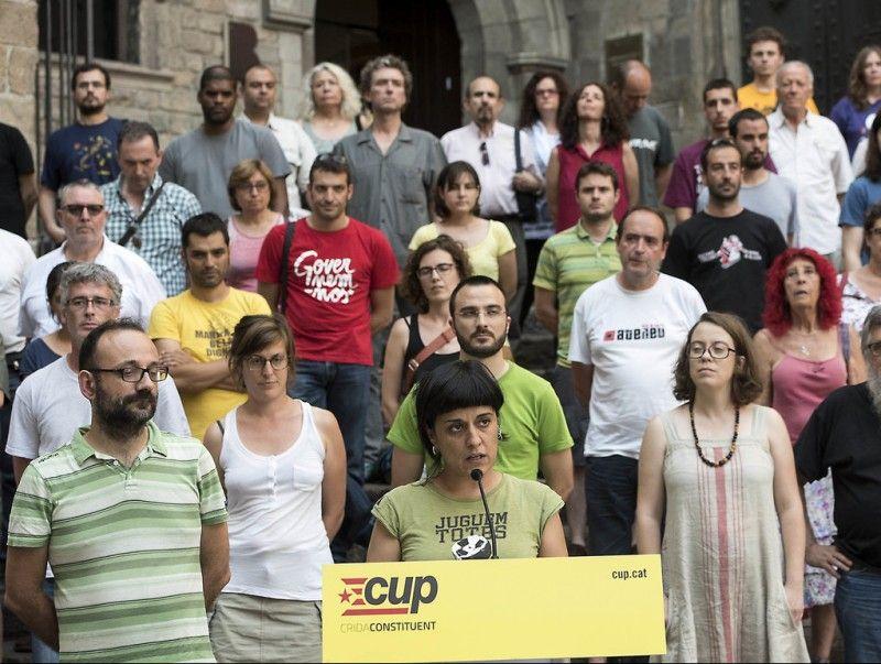 La CUP exigeix al govern una cimera per concretar el RUI