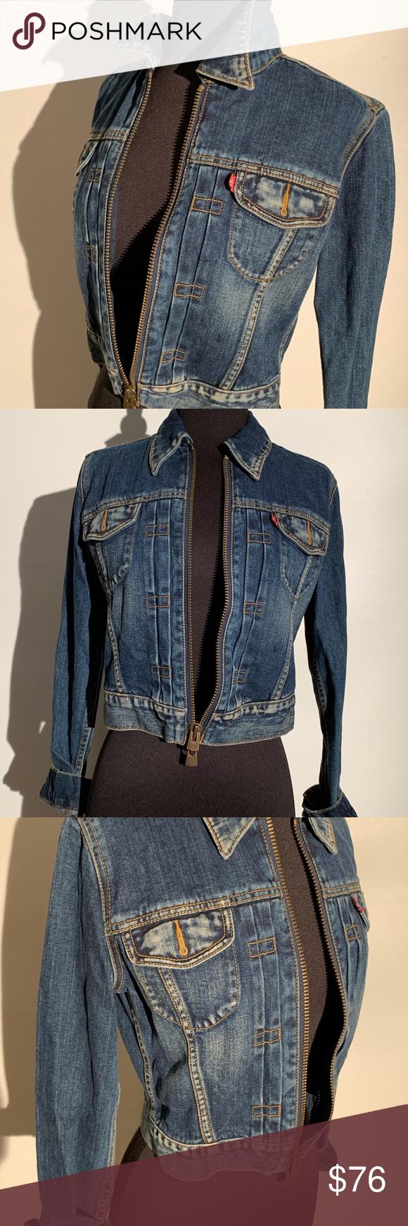 Vintage Levi S Denim Jacket Denim Jacket Vintage Jean Jacket Jackets [ 1740 x 580 Pixel ]