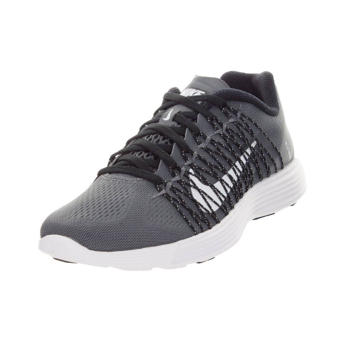 The Nike Lunaracer  3 running shoe features a new mesh upper including engineered mesh, that eliminates the need for overlays, and Dynamic Flywire that allows for a fit that changes along with the sha