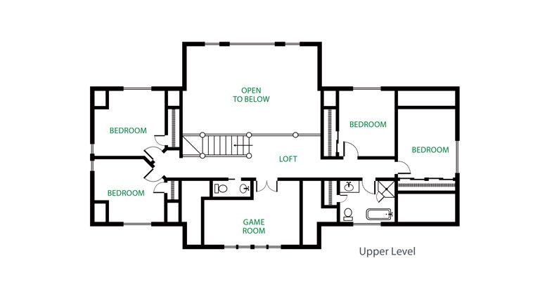 Free Floor Plan Samples Start Your Log Home Plan Here In 2020 House Floor Plans Log Home Floor Plans Floor Plans