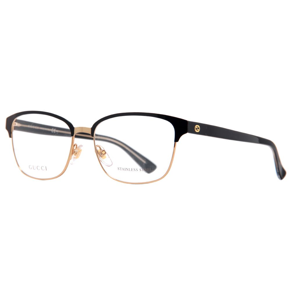 Gucci 4272 02CK Womens Rectangular Eyeglasses | Products | Pinterest