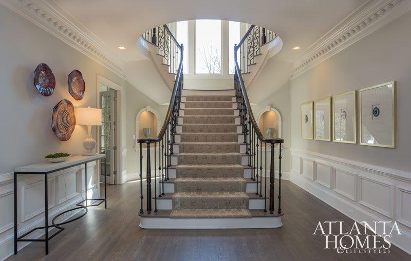 Design By Stephen Pararo And Seble Bebe Mengistu, Pineapple House Interior  Design | Atlanta Homes