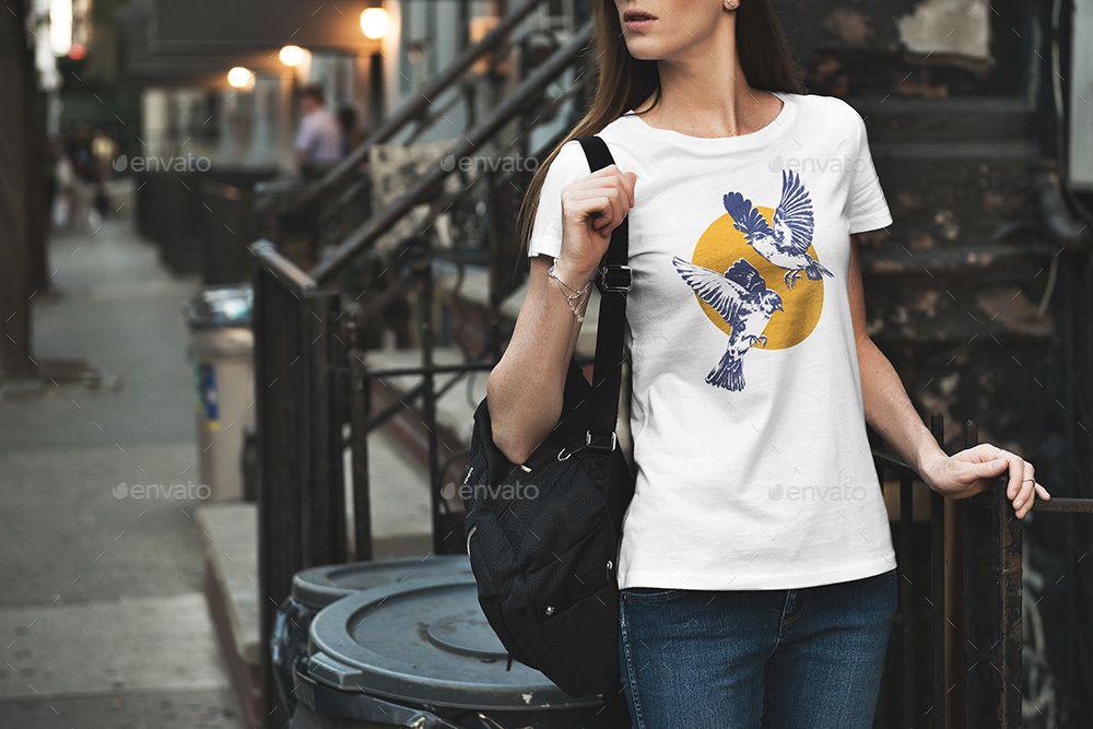 Download T Shirt Mockup Urban Edition Shirt Mockup Colorful Shirts Shirts