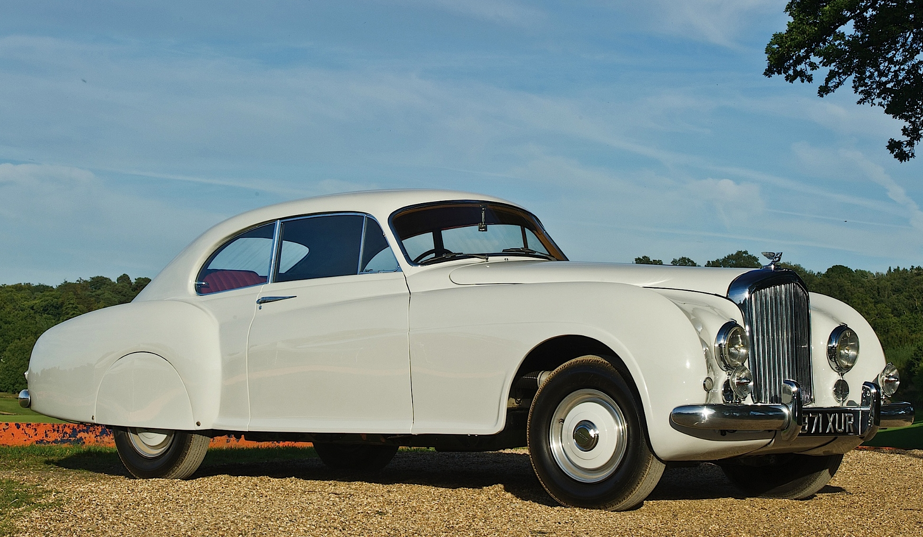 1953 Bentley R-Type Continental Fastback | Classic Cars | Pinterest ...