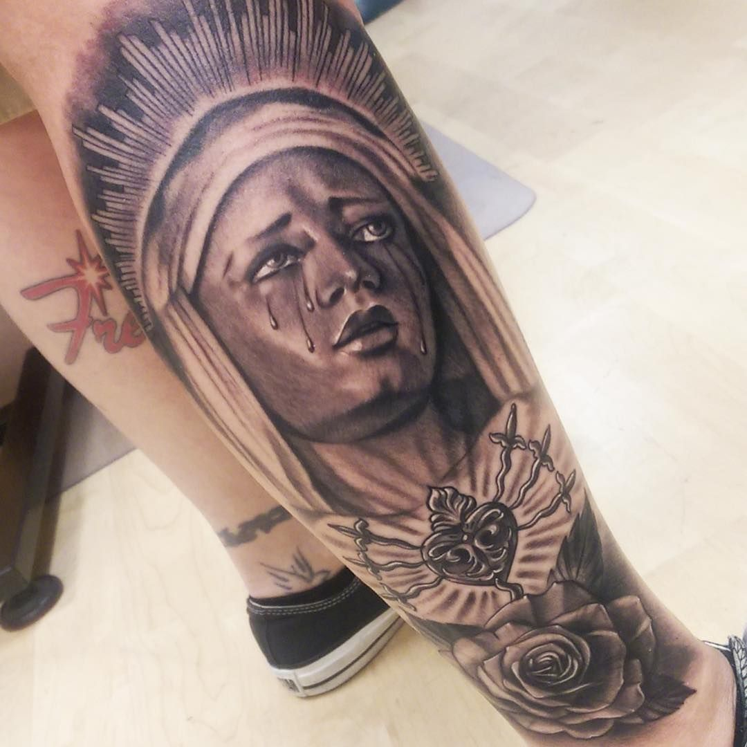 35 amazing tattoos for women with meaning - 35 Spiritual Virgin Mary Tattoo Designs Meanings Check More At Http Tattoo