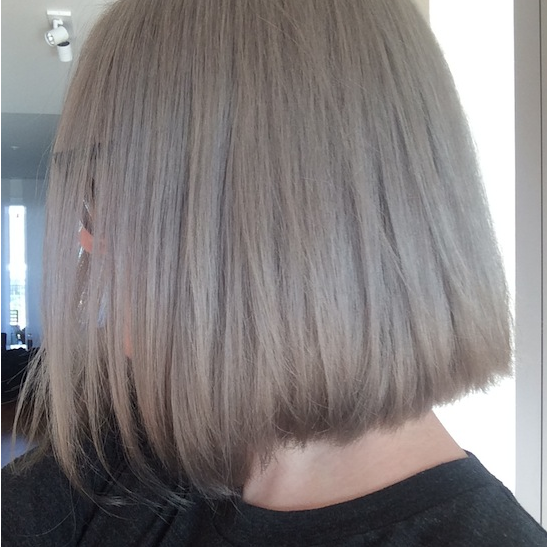 Wella Color Touch \u0026quot;7\/89  medium pearl cendre blonde\u0026quot;  Hair  Haarfarben, Haar ideen, Graue Haare