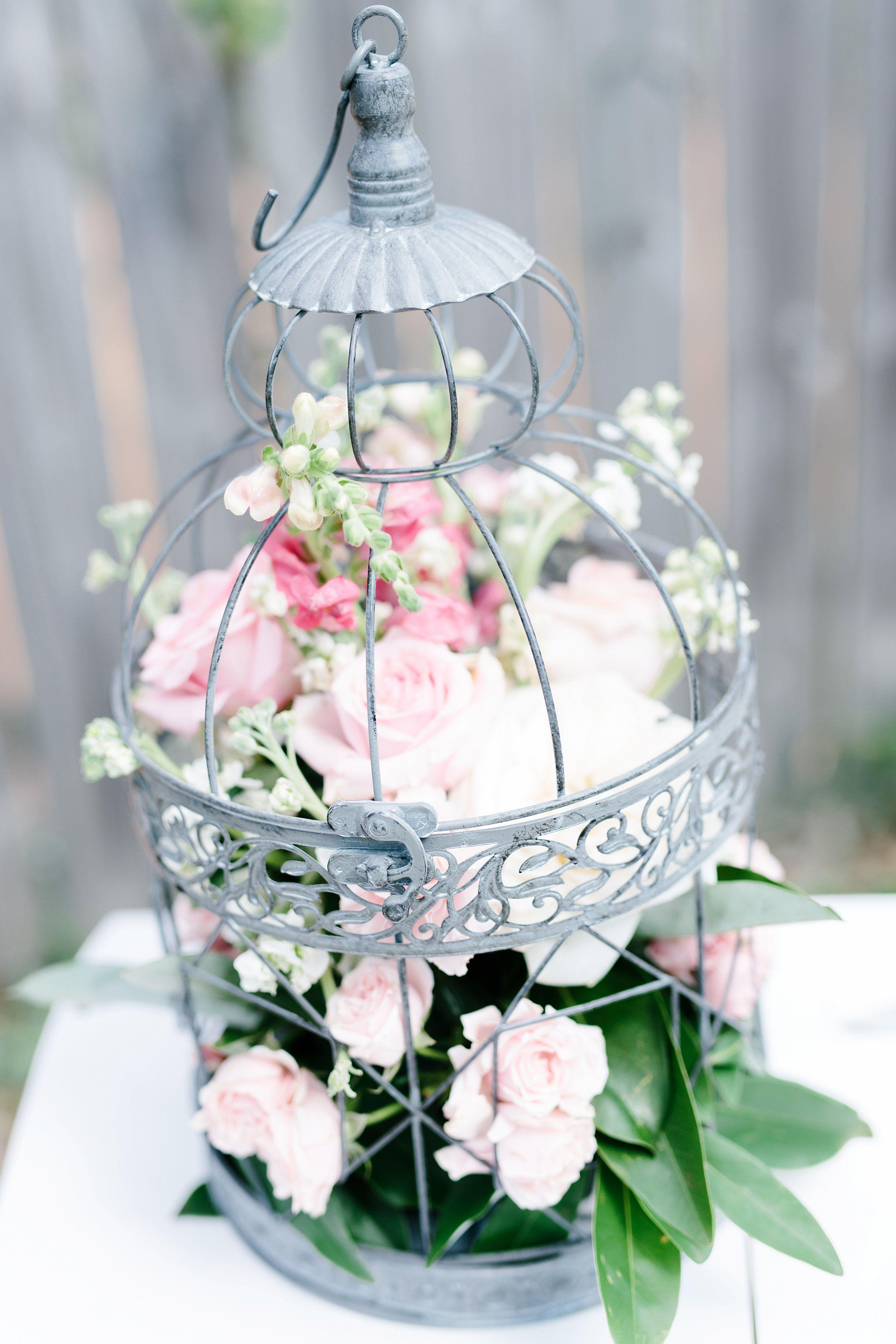 Bird cage centerpiece bird cage centerpiece bloom