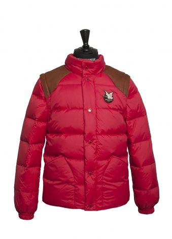 Doudoune Tog's Homme CHEVIGNON Rouge | Winter jackets