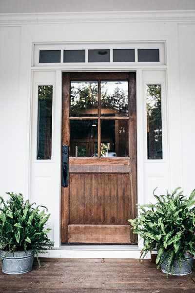 Make A Good First Impression By Getting A New And One Of A Kind Door