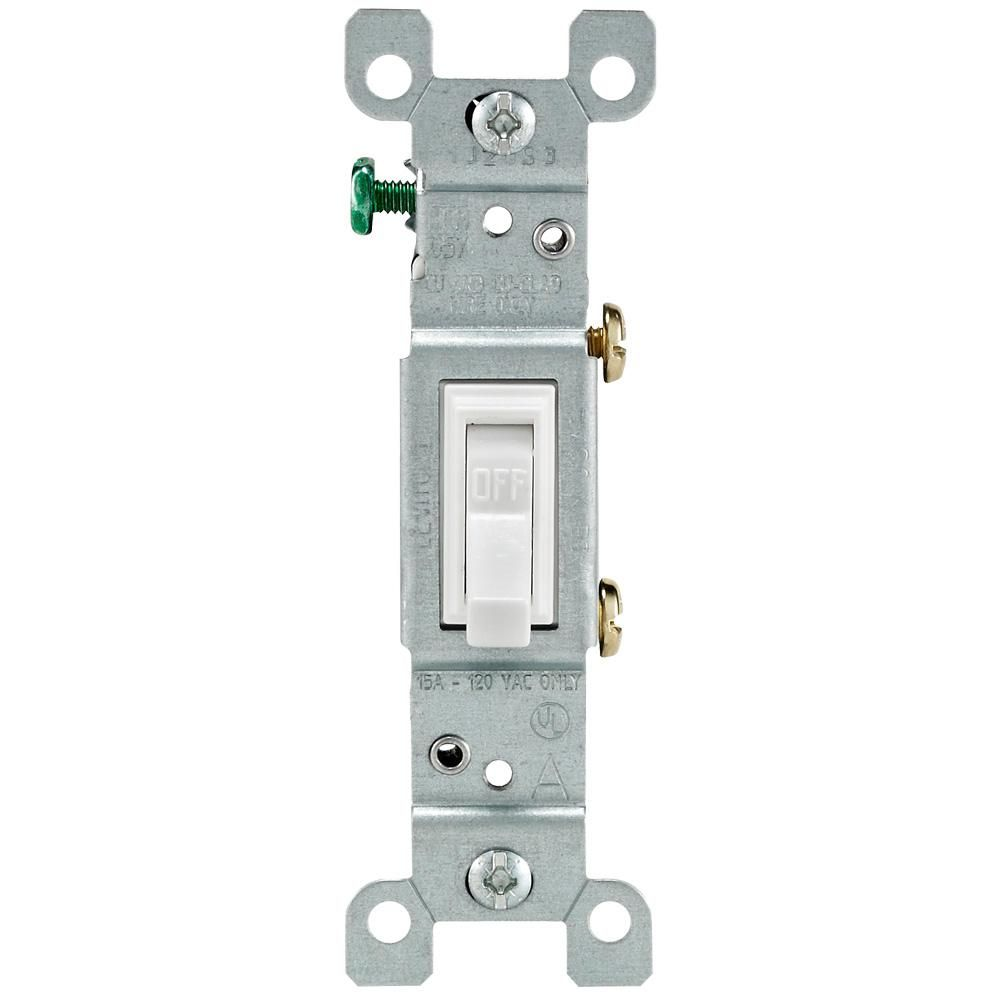 Leviton Offers A Comprehensive Line Of Ul Listed Products For Every Electrical Need Leviton S Wiring Dev In 2020 Toggle Light Switch Light Switch Metal Electrical Box