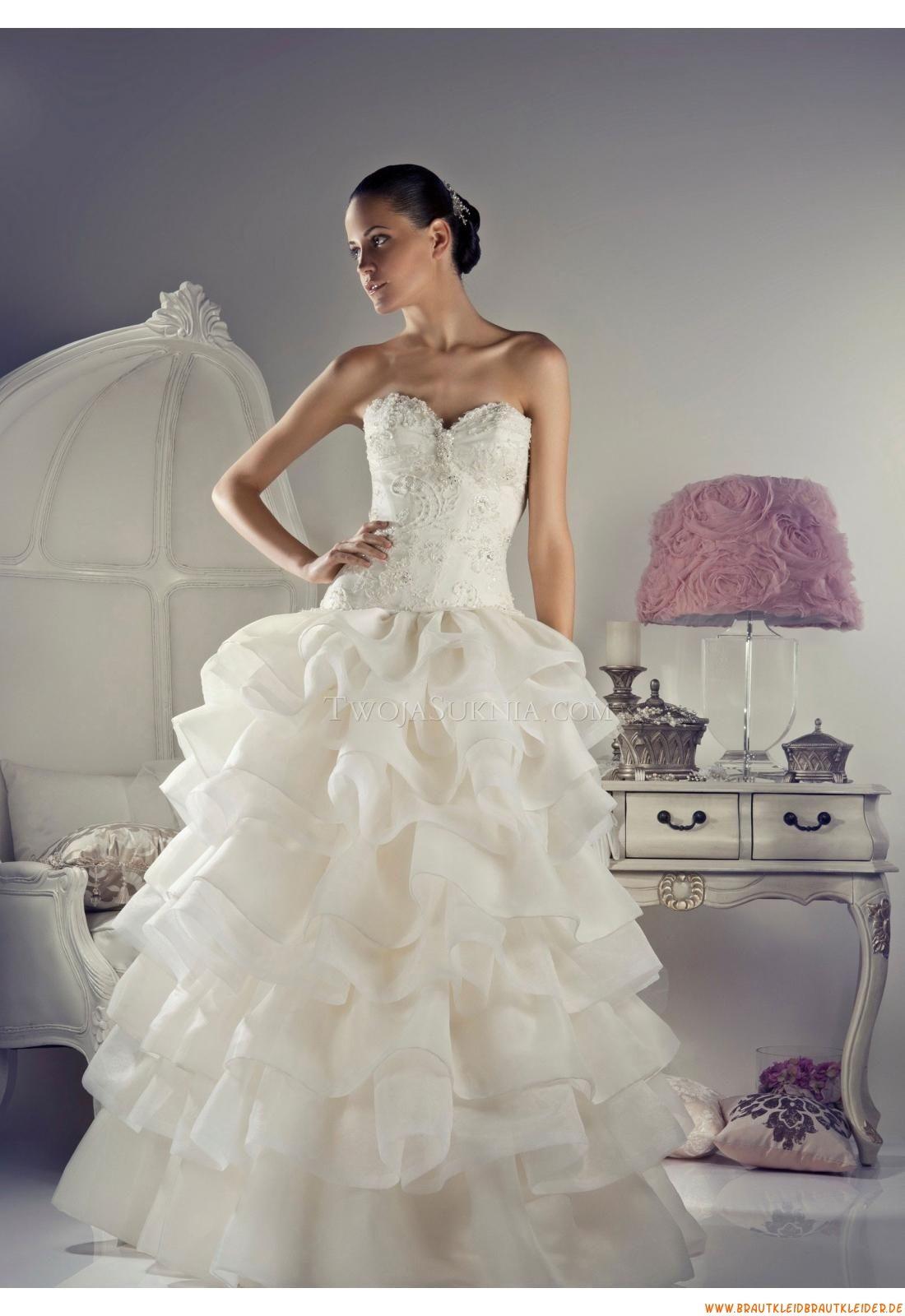 Tiefe Taille Elegante Brautkleider   Hochzeit   Pinterest ...