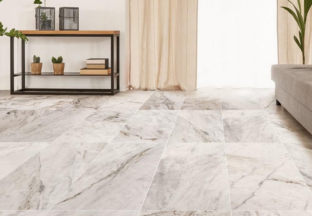 Bianco Orion Polished Marble Tile Floor Decor Polished Marble Tiles Marble Look Tile Marble Tile Floor