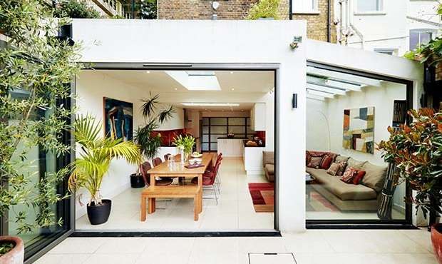 Want to build a bright, sunny extension?