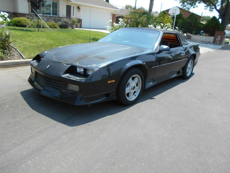 Nice Chevrolet 2017: 1991 Chevrolet Camaro RS Convertible... Camaros for sale Check more at http://carboard.pro/Cars-Gallery/2017/chevrolet-2017-1991-chevrolet-camaro-rs-convertible-camaros-for-sale/