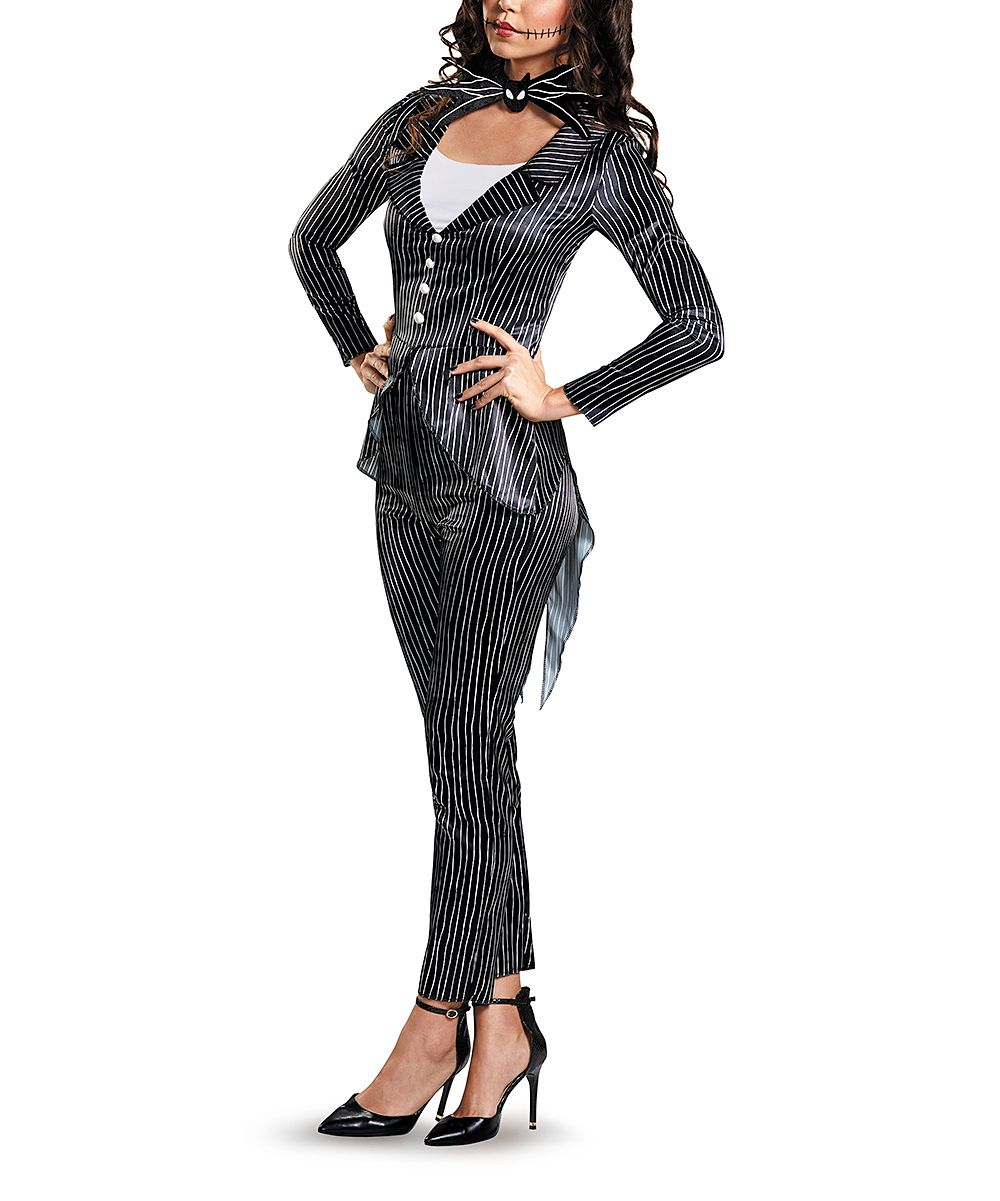 Jack Skellington Nightmare Before Christmas Costume Set