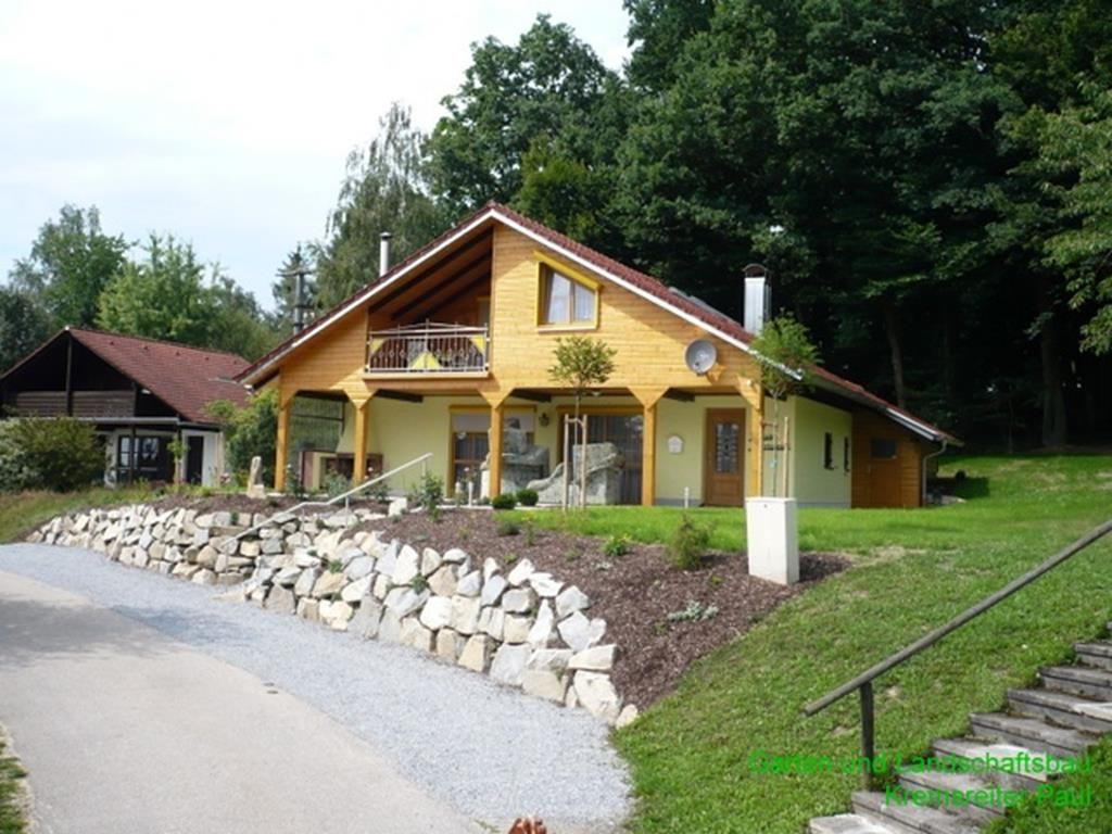 Steinmauern / Natursteinmauern http://www.paul-kremsreiter.de