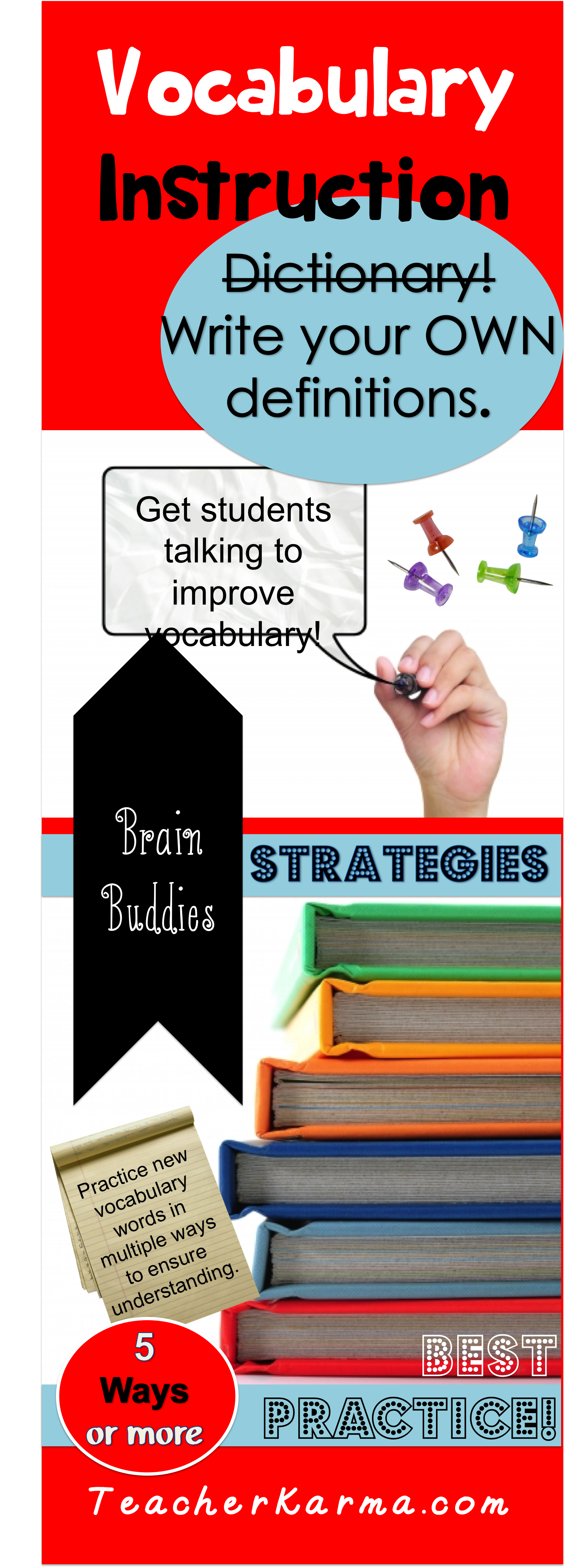 Vocabulary strategies for improving academic vocabulary ways to vocabulary strategies for improving academic vocabulary ways to partner talk and book buddies publicscrutiny Image collections