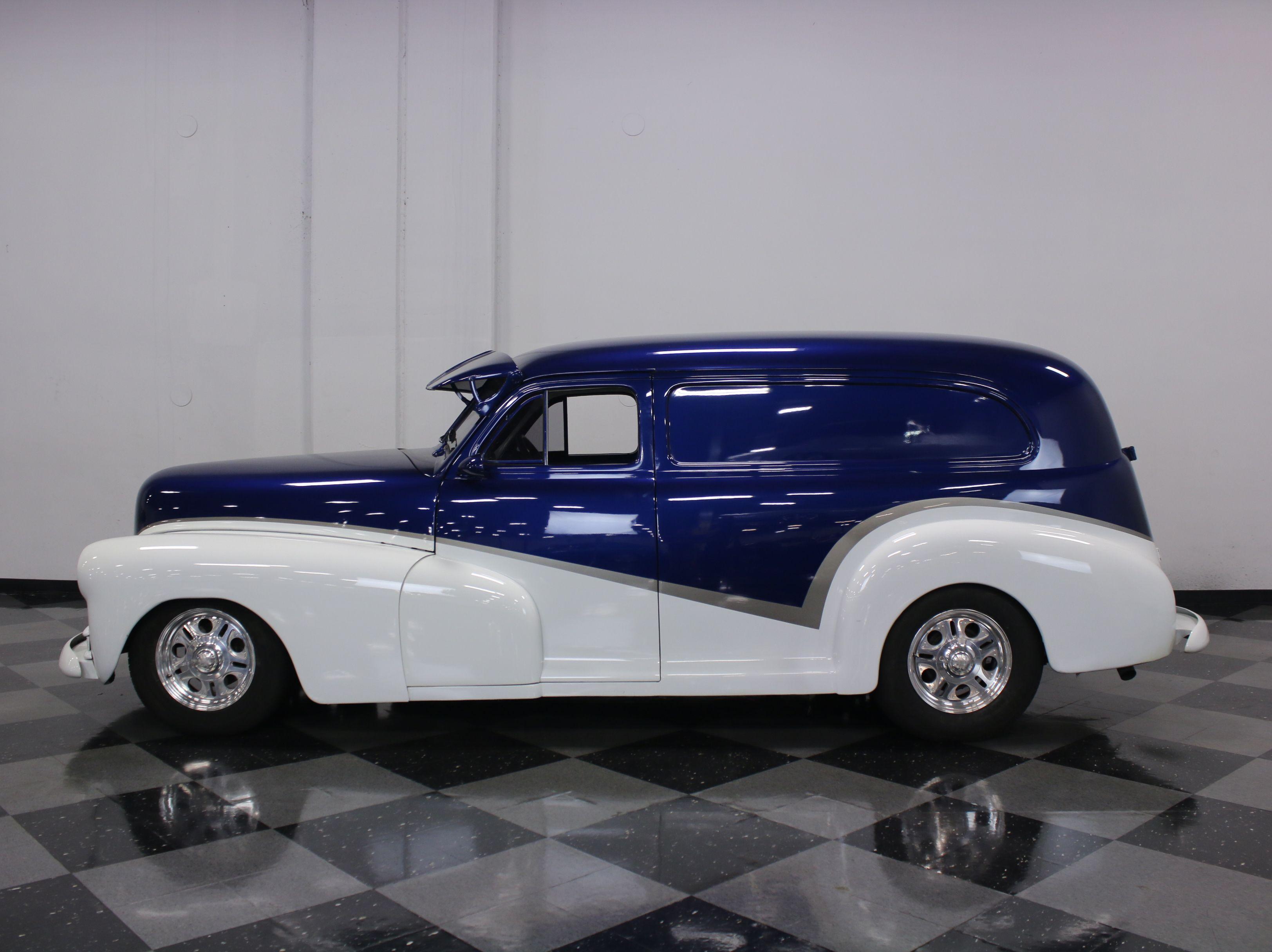 1947 Chevrolet Sedan Delivery | Streetside Classics - The Nation\'s ...