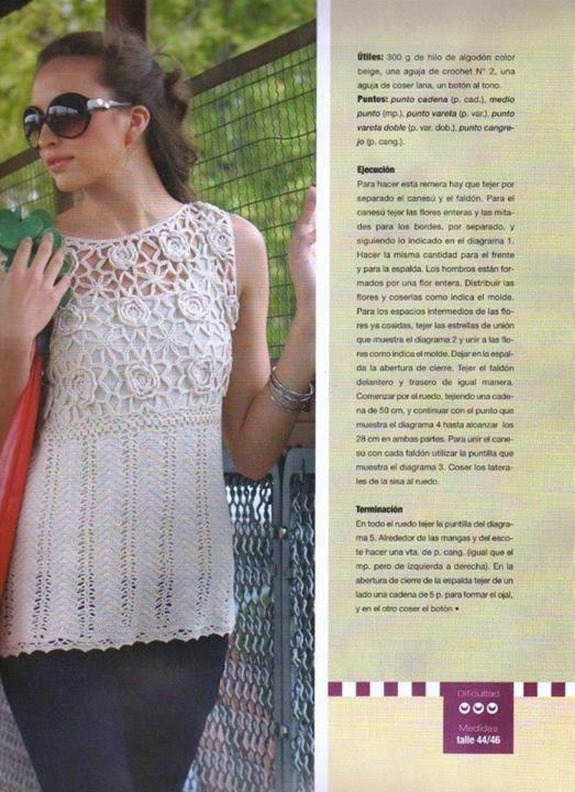 EL ARTE DE TEJER 2008 | Crochet Y Tricot | Pinterest | Photos