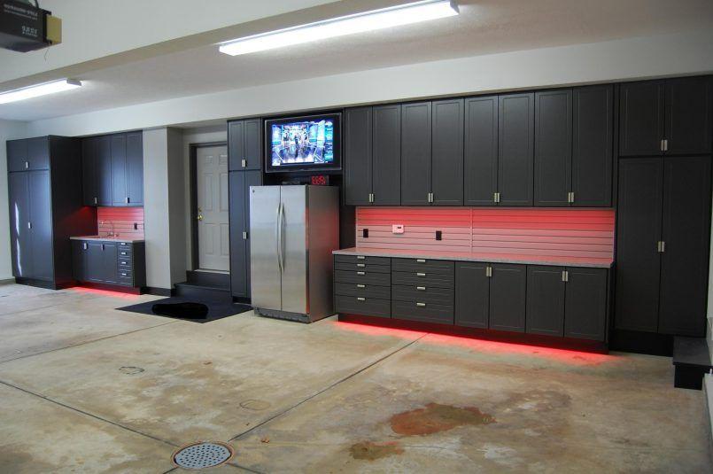 Garage Garage Closet Organizer Custom Garage Storage Ideas Garage