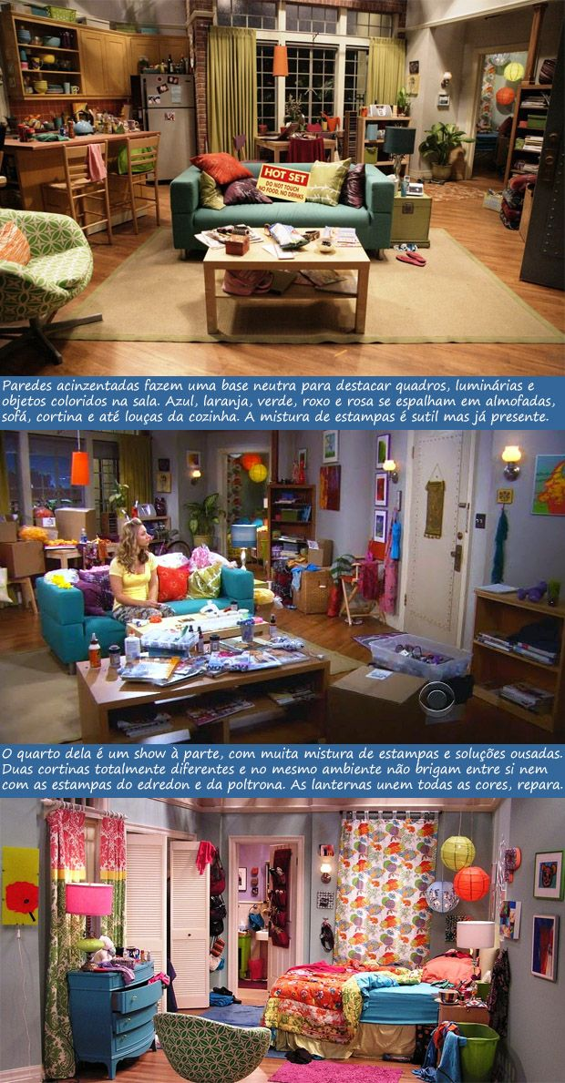 the big bang theory: penny home