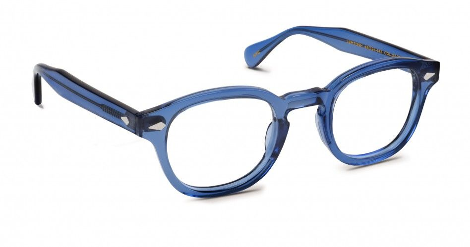 Moscot Lemtosh In Sapphire New Specs To Speculate