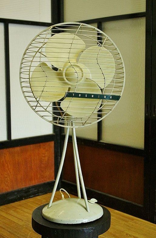 楽天市場 昭和レトロ 東芝 扇風機 品番 D 168 2 送料ランク E 推定年代 昭和中期 古家具と古民具の 古録展 扇風機 昭和 レトロ レトロ