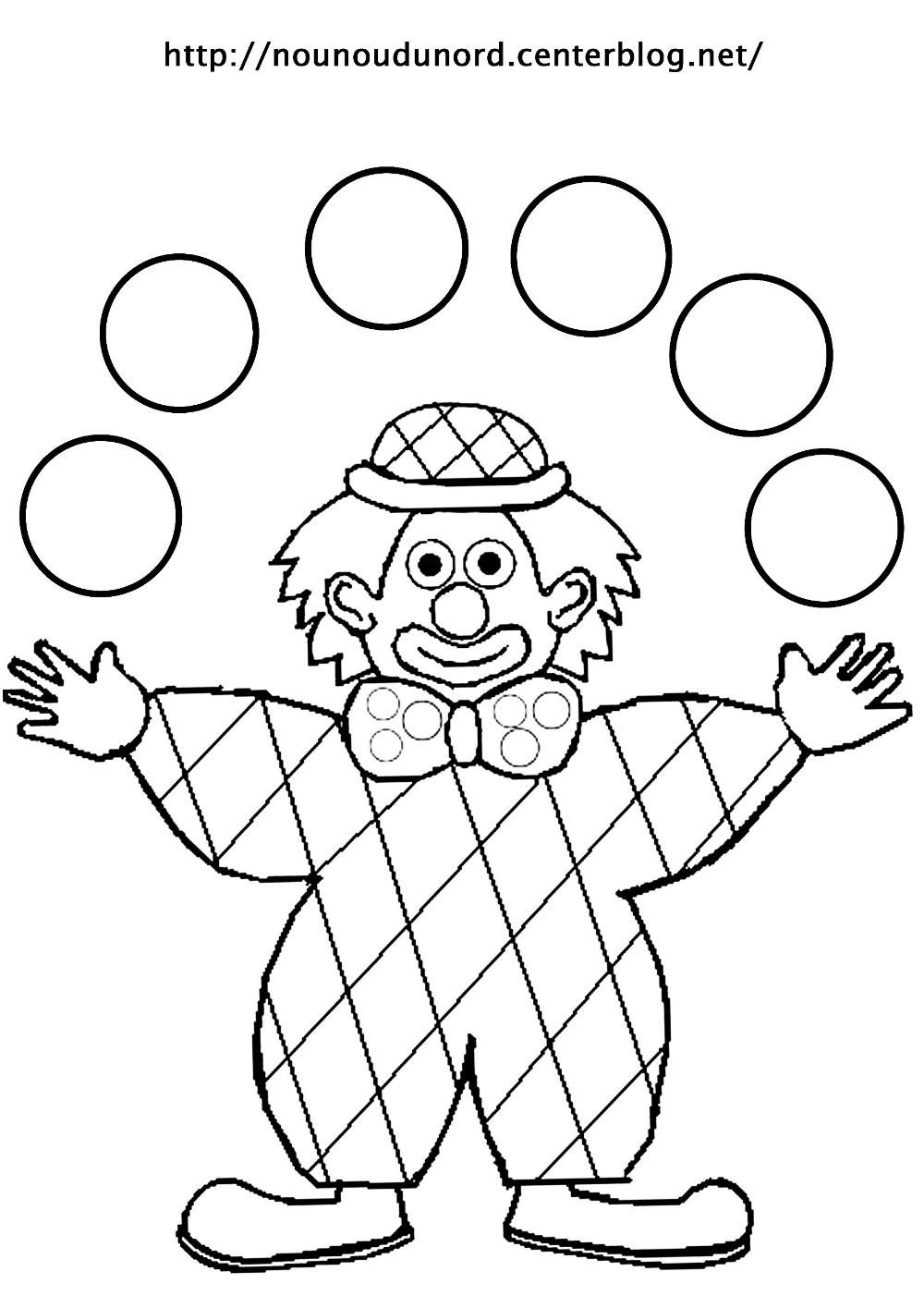 Clown 16 Personnages Coloriages A Imprimer A Coloriage Clown A Imprimer Plageiledyeu Club Coloriage Clown Coloriage Carnaval Coloriage