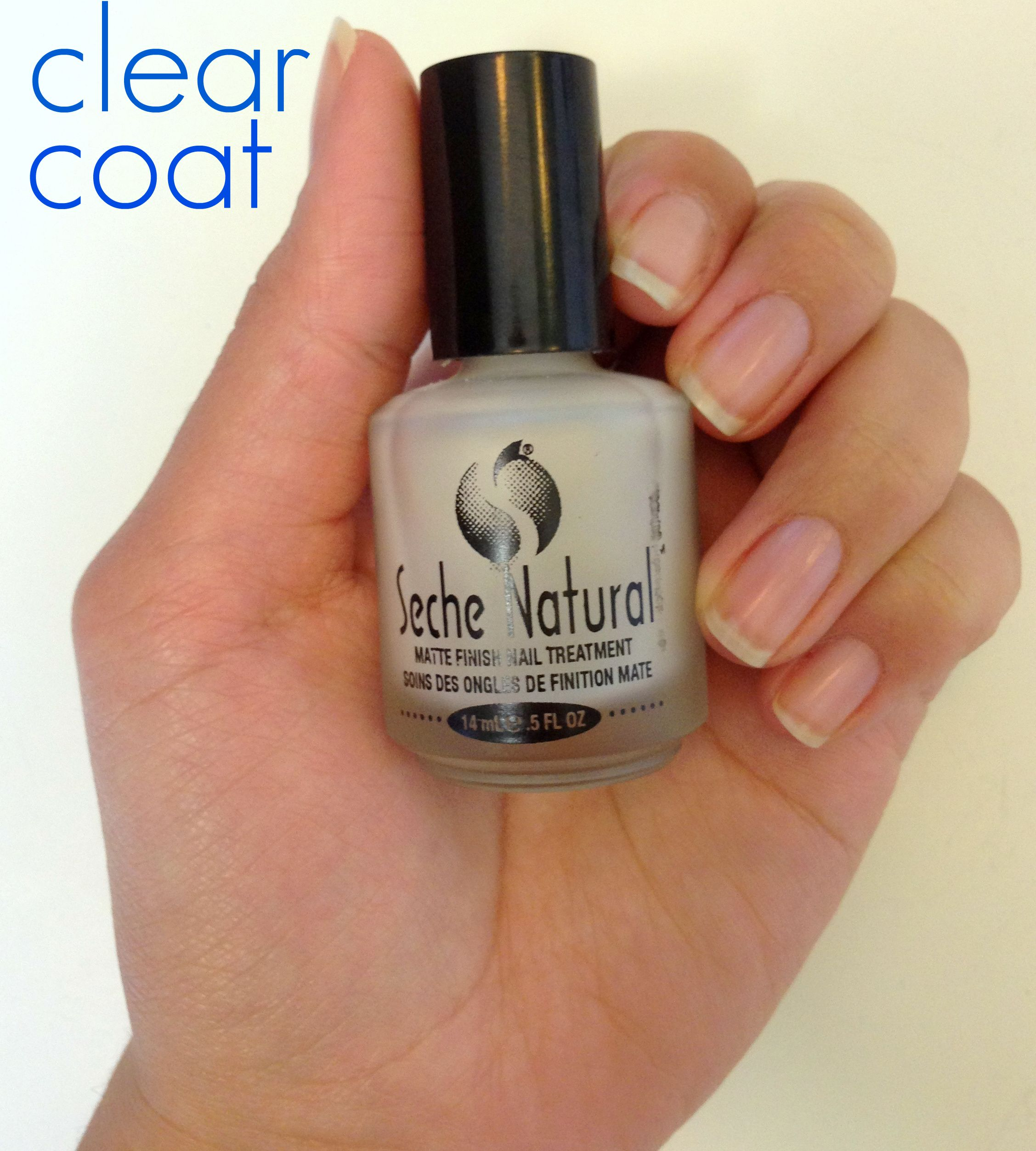 Clear Nail Polish Matte Finish | Best Nail Designs 2018