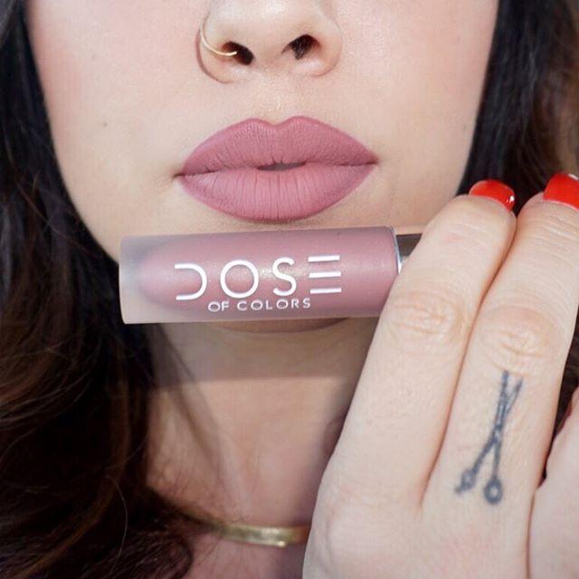 Lipstick Nyx Matte Audrey Cosmetics