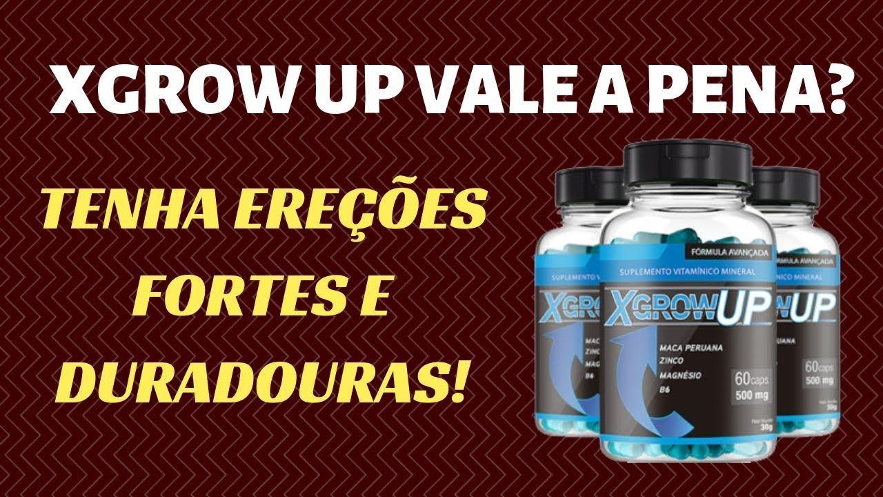⟶ xgrow up funciona-xgrowup