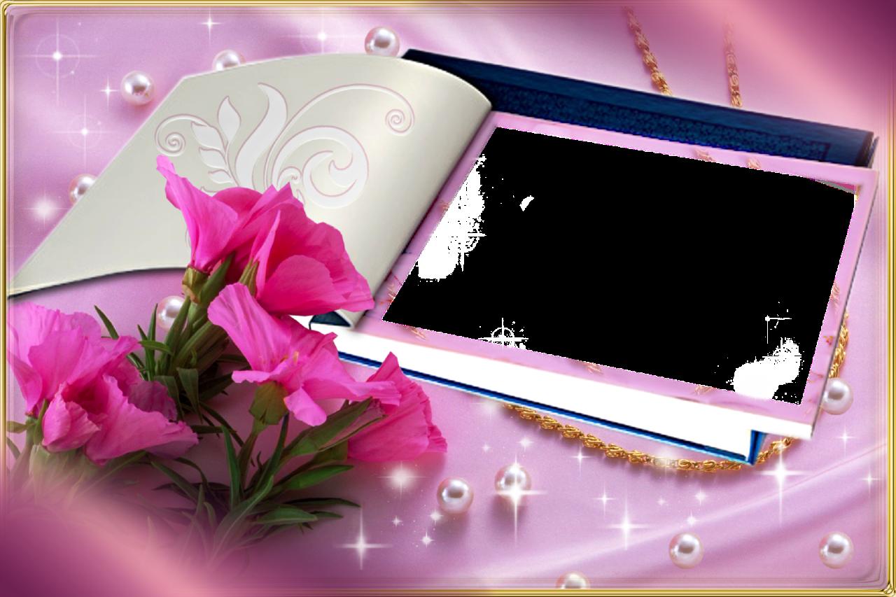 Нежность любовь, рамки открыток книга
