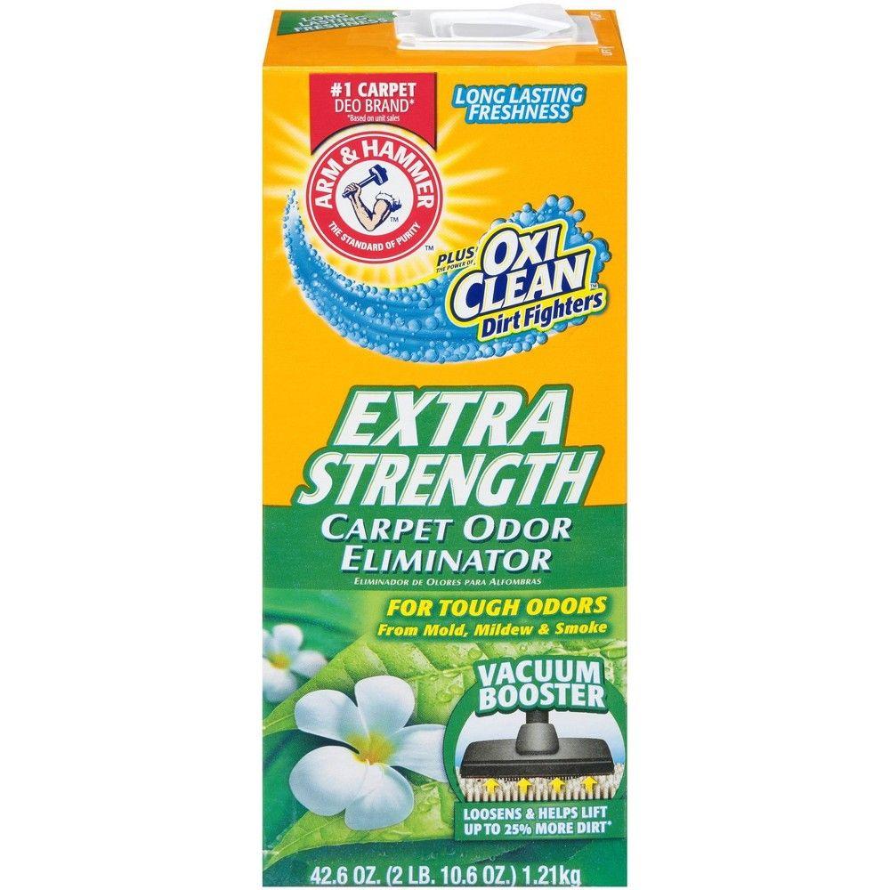 Arm Hammer Carpet Room Extra Strength Odor Eliminator 42 6oz