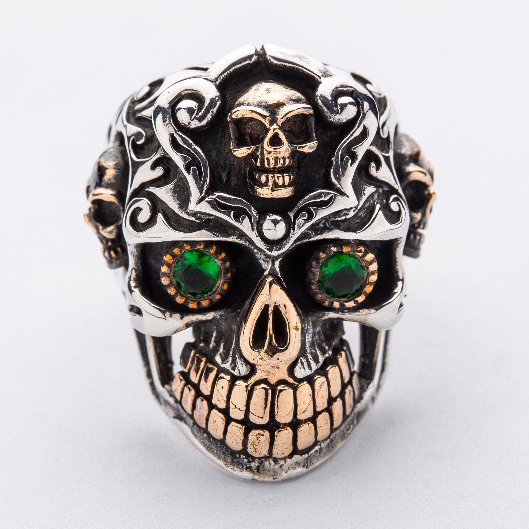 36+ Skull wedding rings for her information