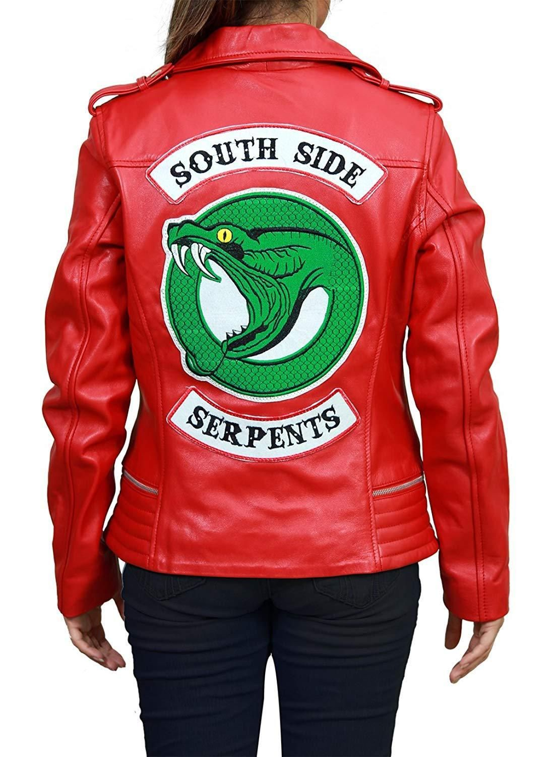 2fb8c5d17324 Buy Southside Serpents Riverdale Women Jacket available at our store Ebay  so what are you waiting for order now!