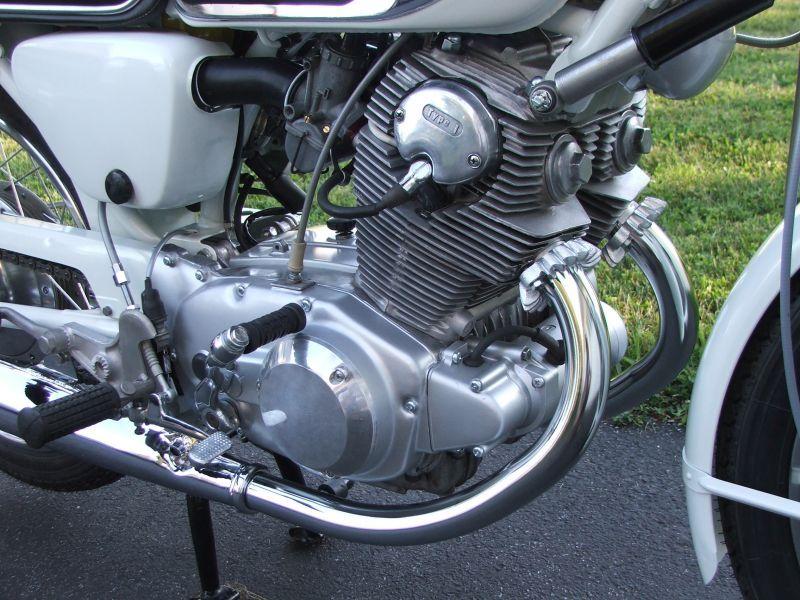 Customer Restorations - Honda Scrambler CL77 | Superhawk ...