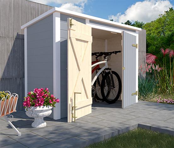 Gartenhaus mit verandaBild von Stefan Furtwengler auf