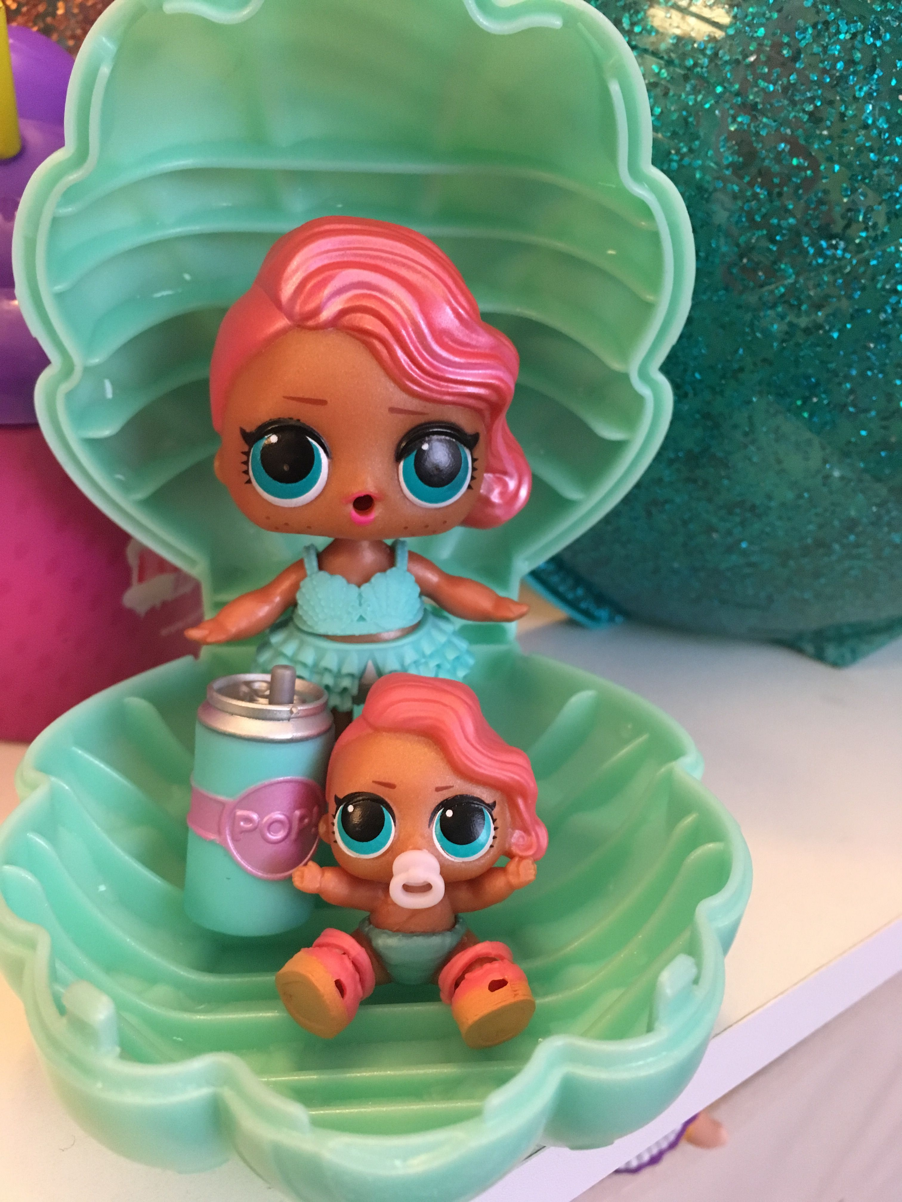 treasure and lil treasure from the pearl