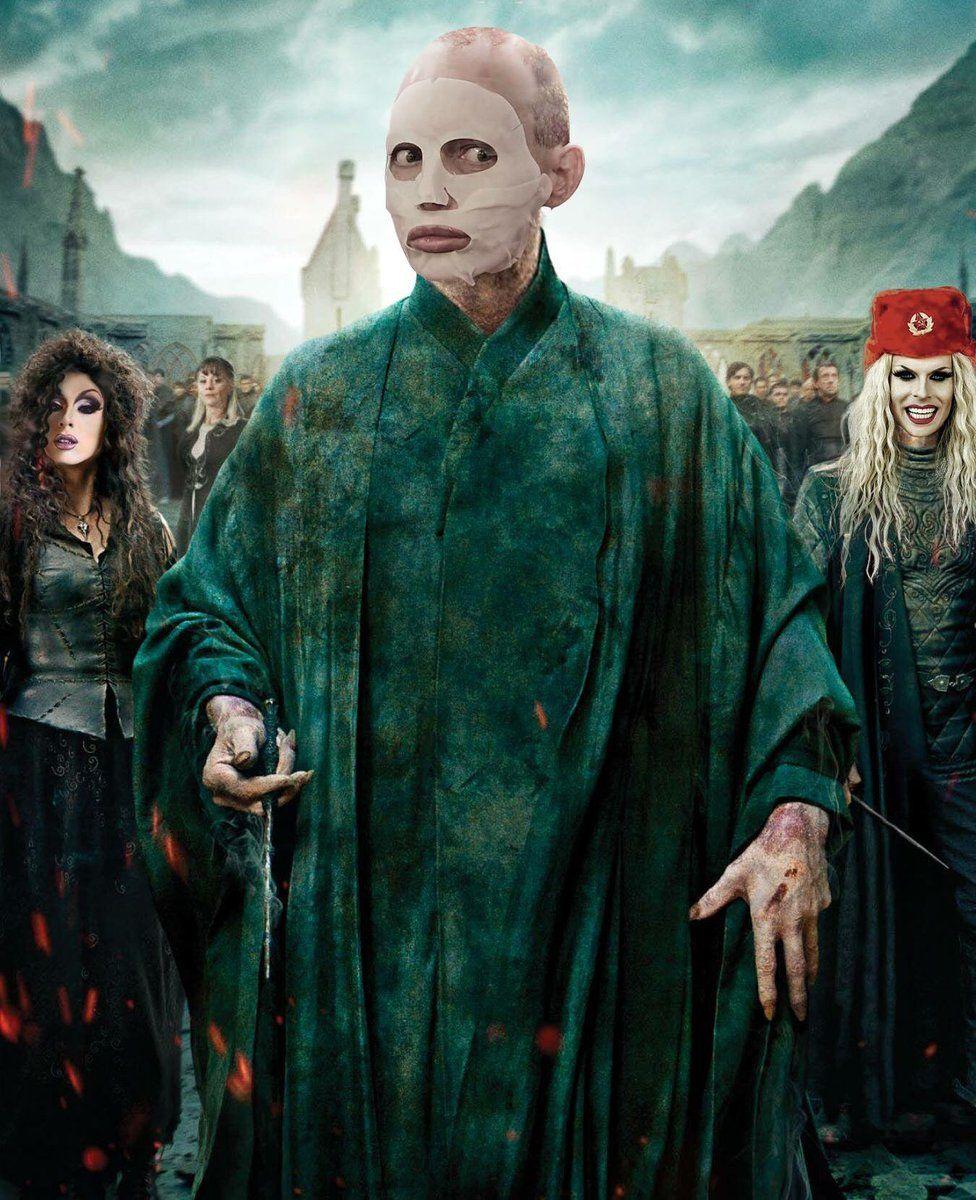 Alyssa Edwards On Twitter Harry Potter Villains Harry Potter Movies Deathly Hallows Part 2