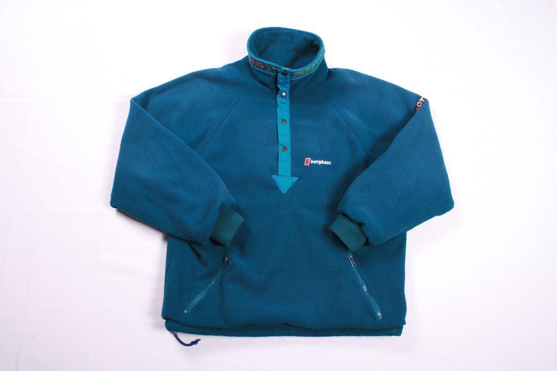 Berghaus × Vintage Vintage Berghaus Windstopper Pullover Fleece Half Zip Size S $70 - Grailed